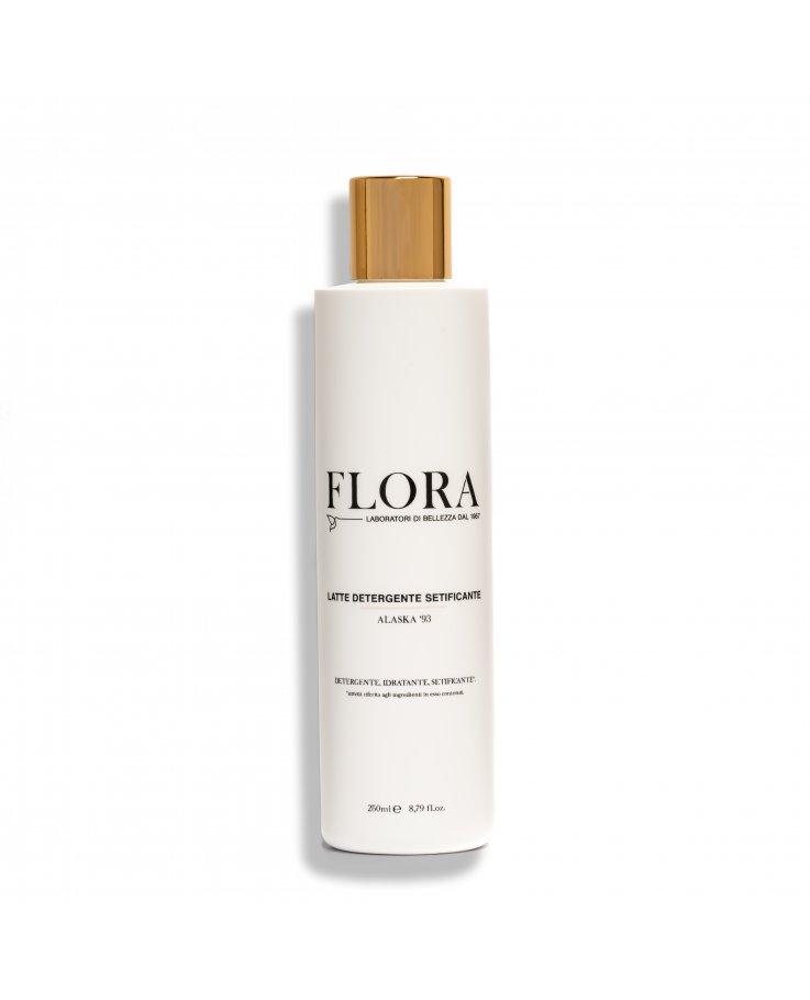 Flora Latte Detergente Setificante Alaska '90 250ml