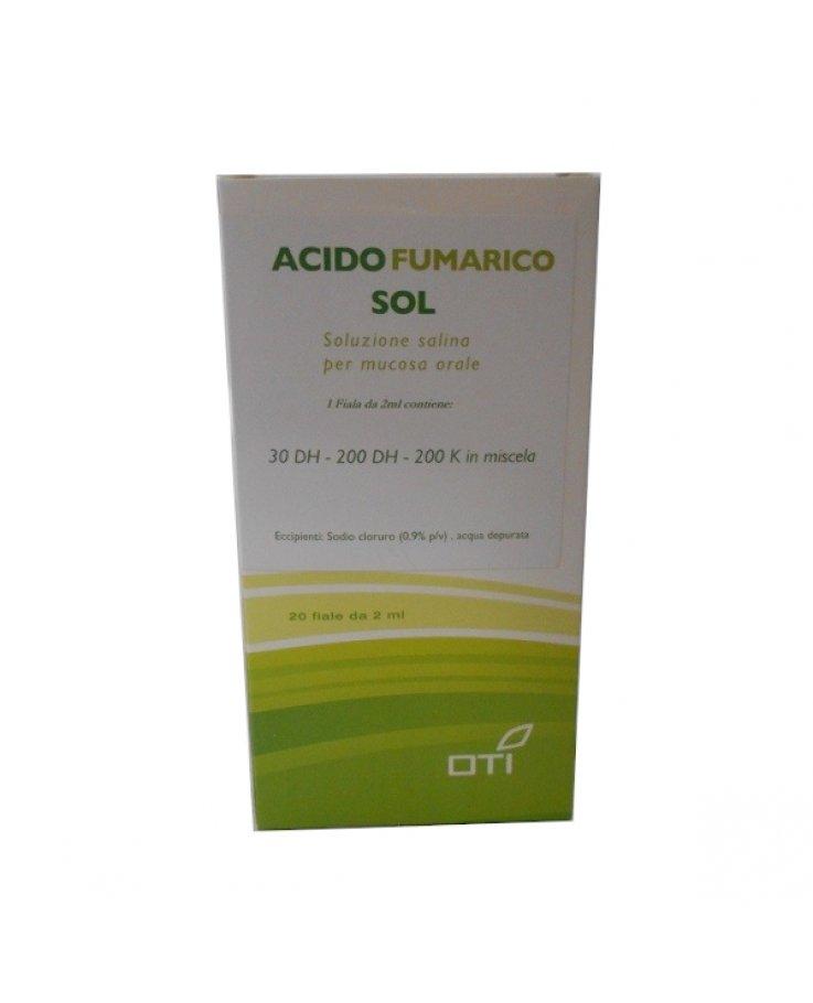Acido Fumarico Soluzione 20 Fiale 2ml