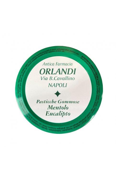 Caramelle Gommose Orlandi Mentolo E Eucalipto