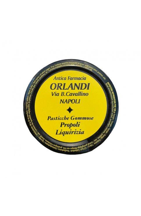 Caramelle Gommose Orlandi Propoli E Liquirizia