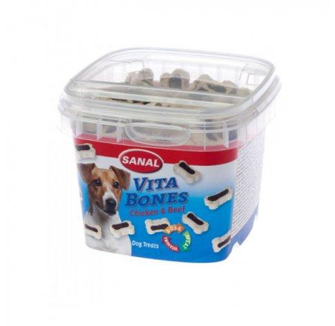 Sanal Bocconcini Vita Bones Per Cani 100g