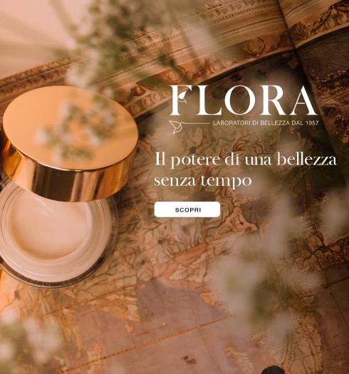 scopri i prodotti flora