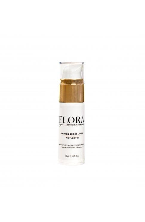 Flora Contorno Occhi e Labbra Polynesia '88 30ml