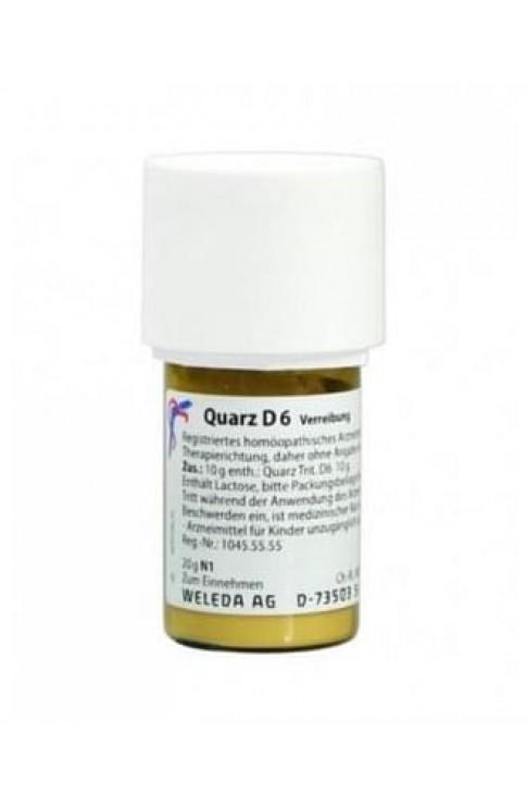 Quarz D6 20g Polvere