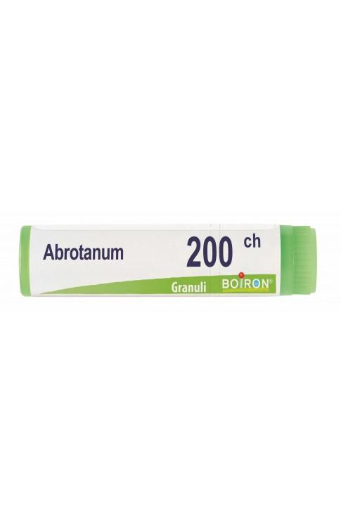 Abrotanum 200 ch Dose 2020