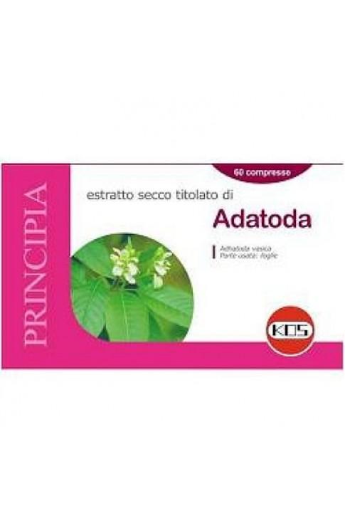 Adhatoda Estratto Secco 60 Compresse