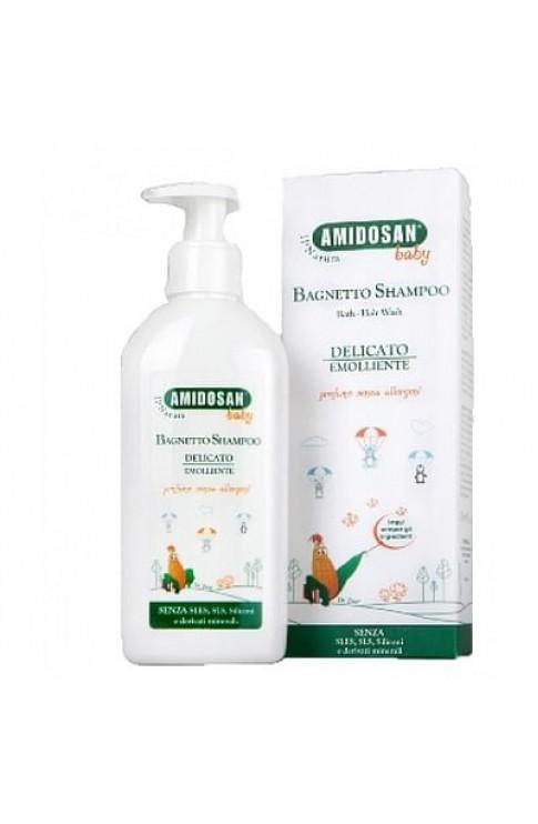 Amidosan Ii Natura Bagnetto/Shampoo Baby 200 Ml