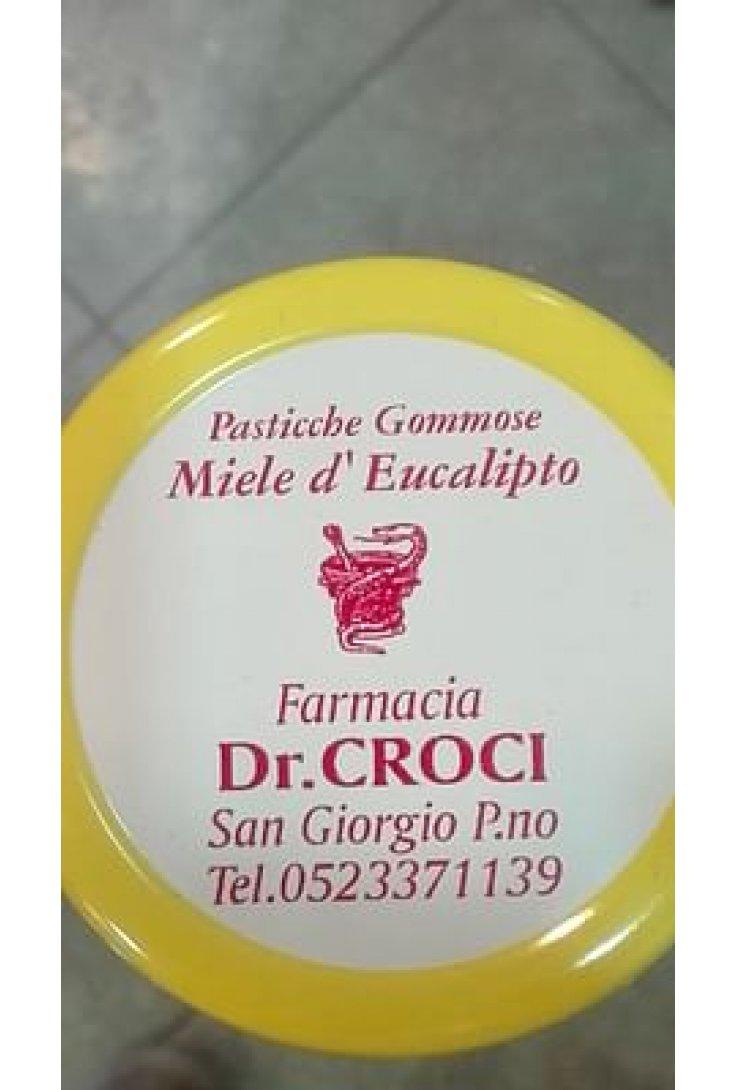 Pasticche Gommose Miele Eucalipto 50 G