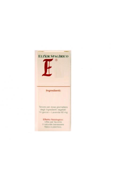Elixir Spg E10 Equiseto 10ml