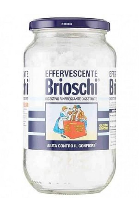 Brioschi Effervescente Limone Vaso 100 G