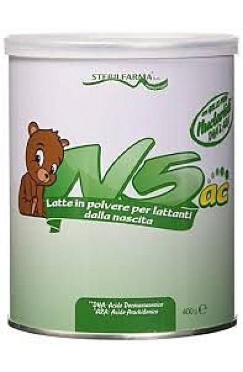 N5 Ac Alimento Polvere Lattanti 0 6 Mesi 400 G 1 Pezzo