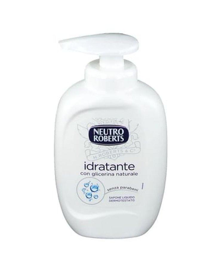 Neutro Roberts Sapone Liquido Erogatore Idratante 300 Ml