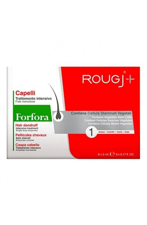 Rougj Fiale Forf 1mese 8x5ml.