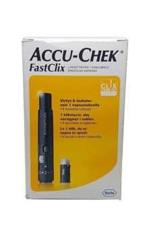 Accu Chek Fastclix Kit