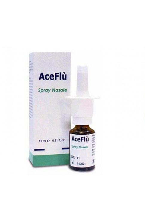 Aceflu' Spray Nasale 15 Ml