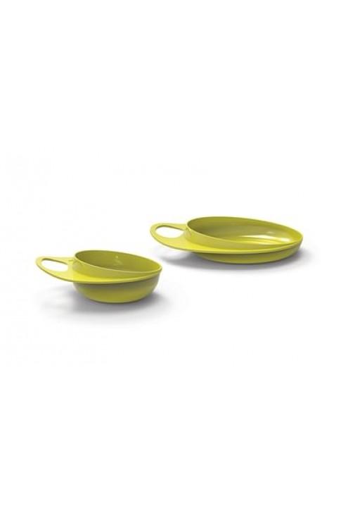 Nuvita Ciotola Easy Eating Verde