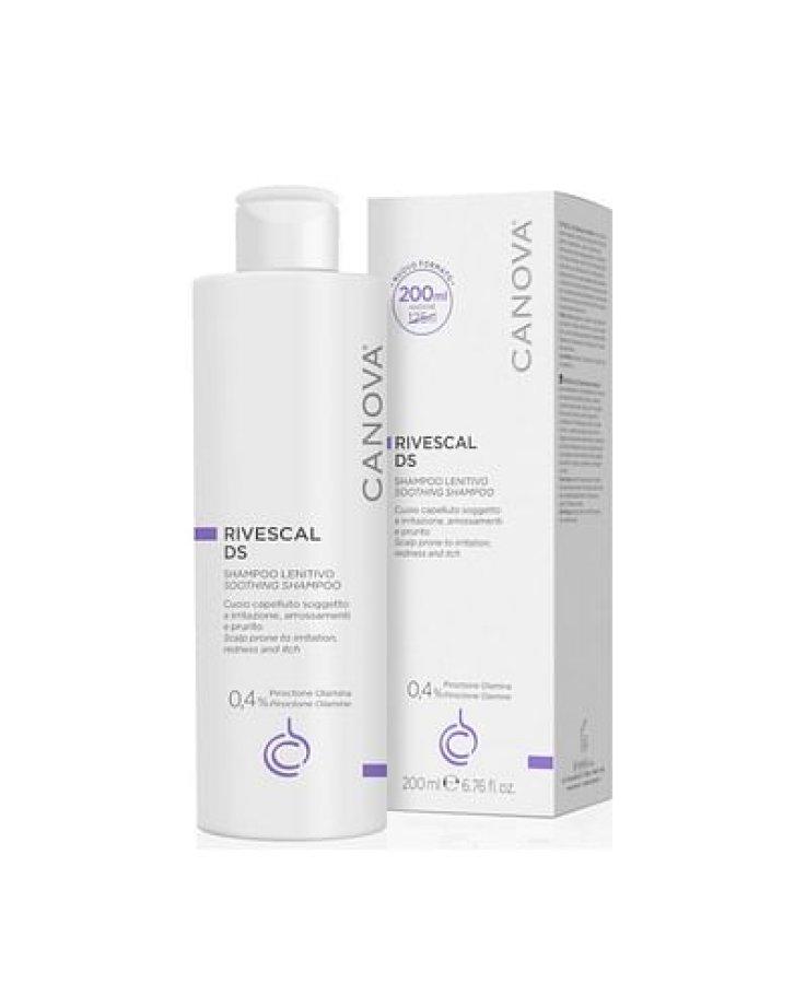 Canova Rivescal Ds Shampoo 200 Ml