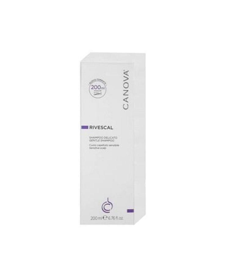 Canova Rivescal Shampoo Delicato 200 Ml