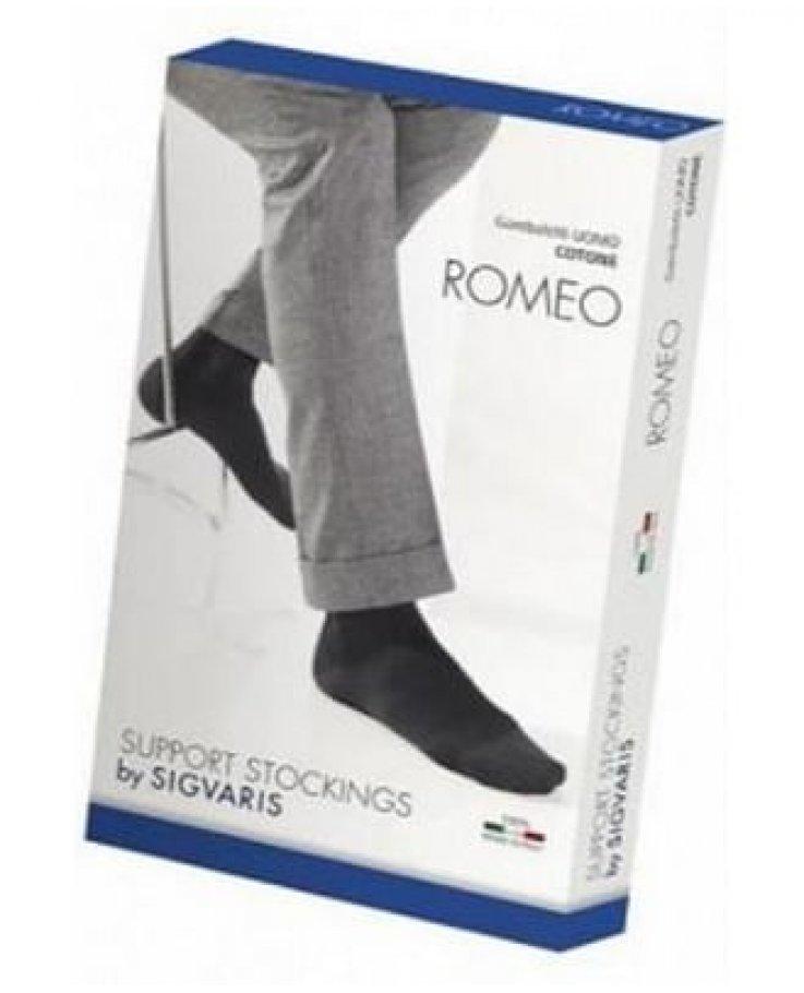 Sigvaris Romeo Gambaletto 4 Nero 99