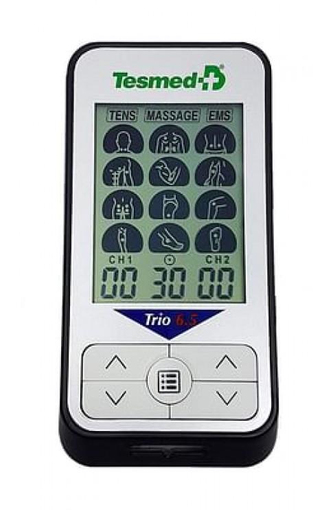 Elettrostimolatore Terapeutico Tesmed Trio 6,5