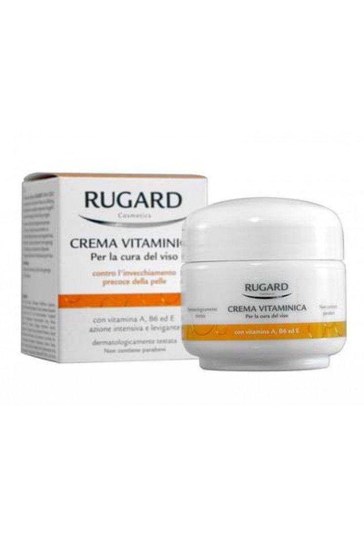 Rugard Vitaminica Crema Viso 100 Ml
