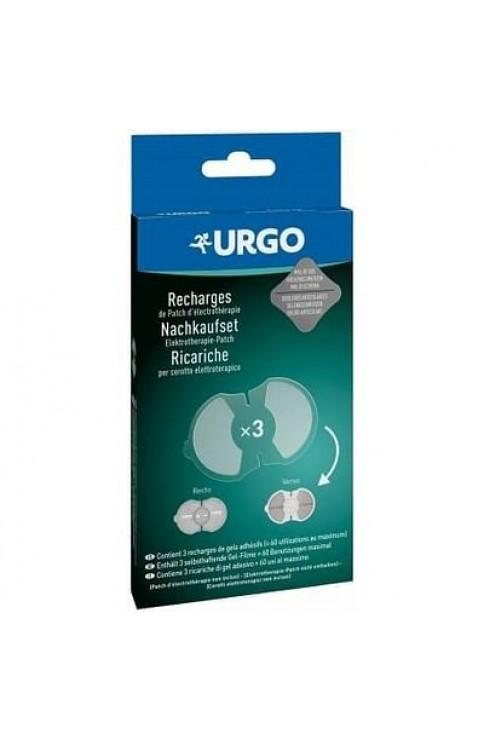 Urgo Ricariche Cerotto Elettroterapico 3 Gel