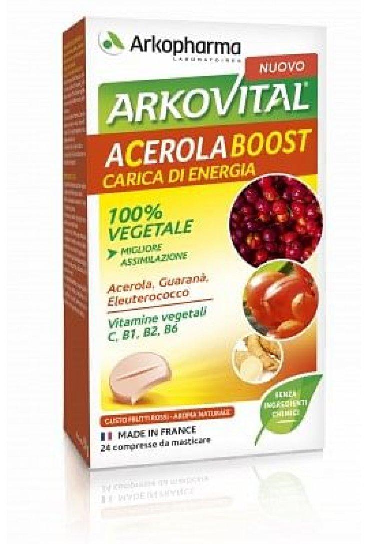 Acerola Boost 24 Compresse