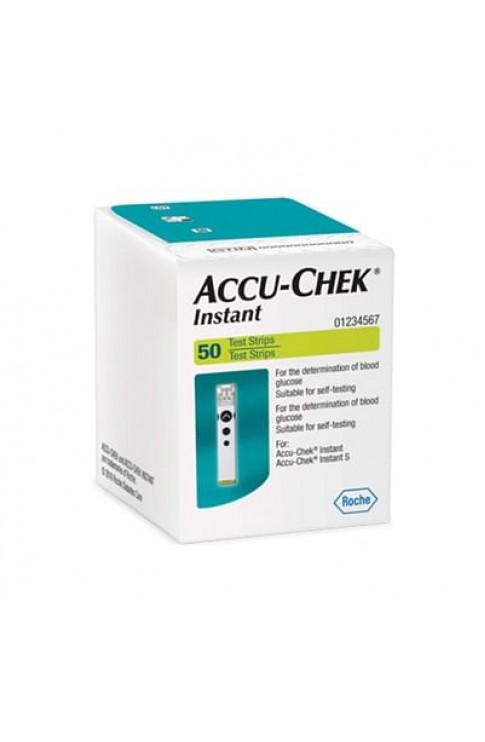 Accu Chek Instant 50 Strips