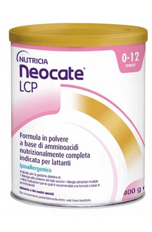 Neocate Lcp Polvere 400 G