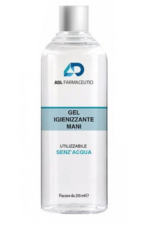 Adl Farmaceutici Gel Igienizzante 250 Ml