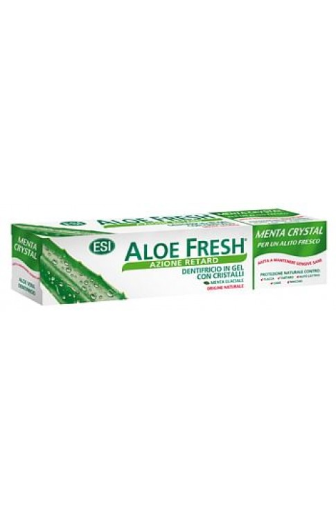 Aloe Fresh Menta Crystal 100 Ml