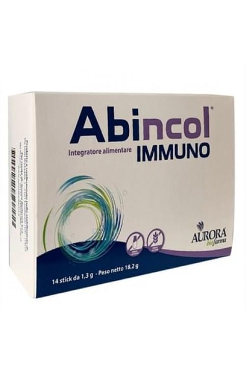Abincol Immuno 14 Stick Orosolubili