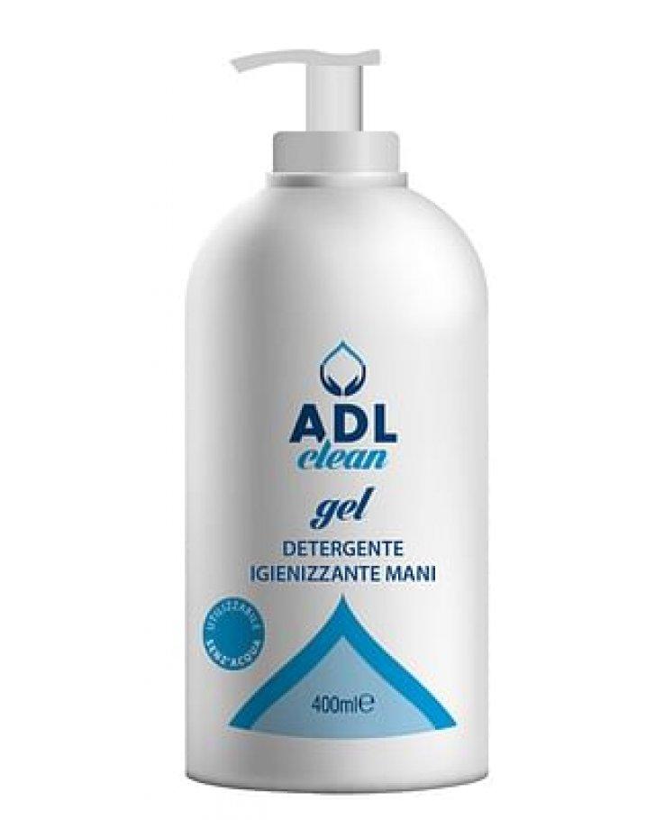 Adl Clean Gel Igienizzante 400 Ml