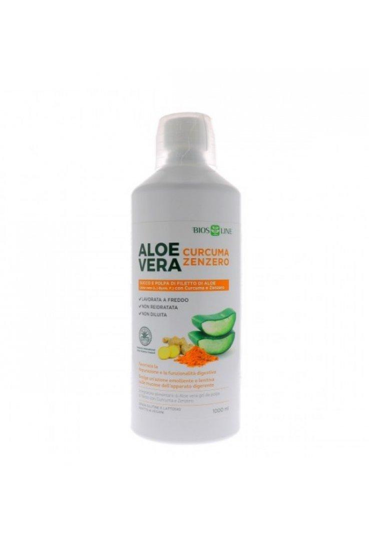 Bios Line Aloe/curcuma/zenz 1l