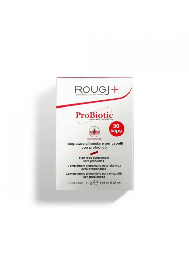 Rougj Capelli Probiotic 30 Capsule