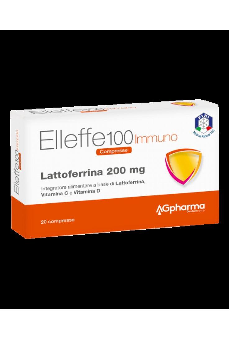 ELLEFFE 100 Immuno 20 Cpr