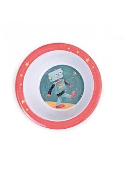 Bowl Astro Robot
