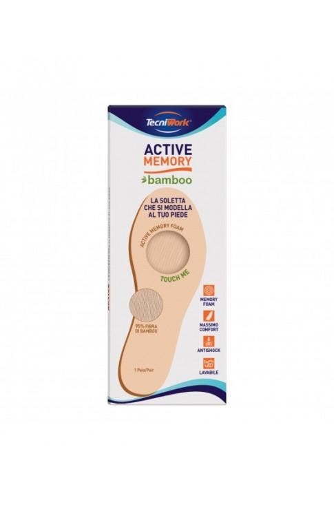 Active Memory Soletta Bamboo 38