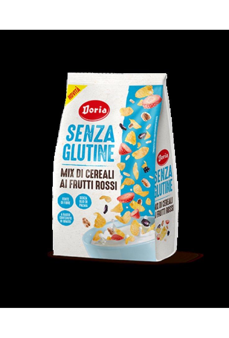 DORIA Mix Cereali Fr.Rossi275g
