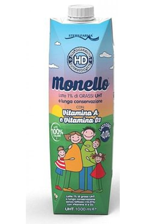 Monello Hd Latte Diger/a 6x1l