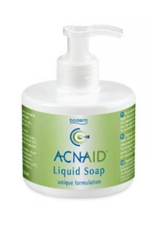 Acnaid Sapone Liquido Viso Corpo Pelli A Tendenza Acneica 300 Ml