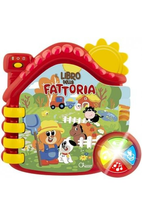 Ch Gioco Abc Farm Book Ita/En