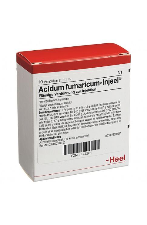 Acidum Fumaricum Injeel 10 Fiale Heel