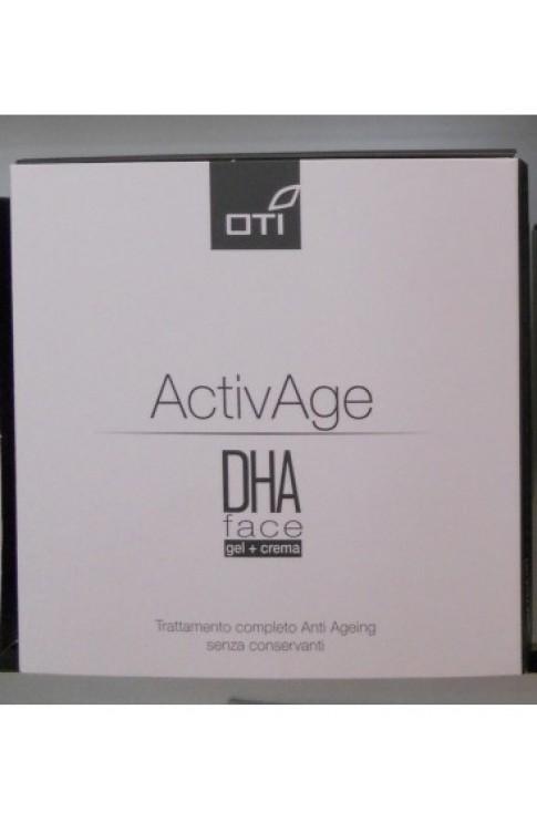 ACTIVAGE DHA Face Crema - Gel OTI