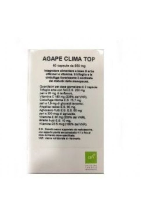 AGAPE Clima Top 60 Capsule OTI