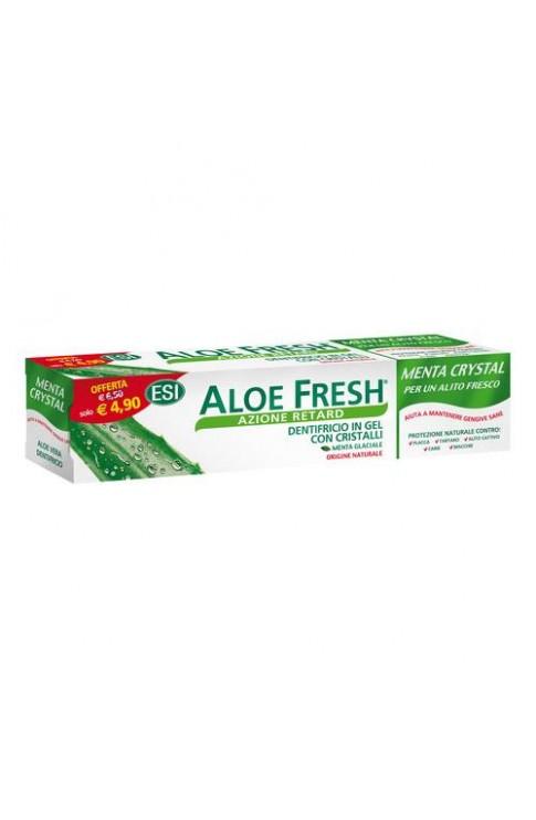 Aloe Fresh Menta Crystal Dentifricio 100ml