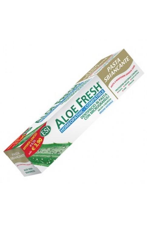 Aloe Fresh Pasta Sbiancante 100ml