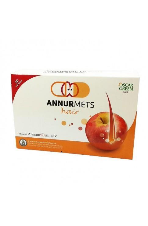 Annurmets Hair 30 Compresse