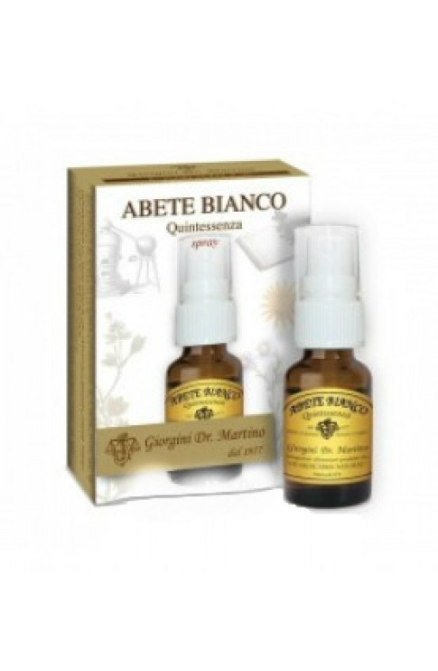 Abete Bianco Quintessenza Spray Giorgini