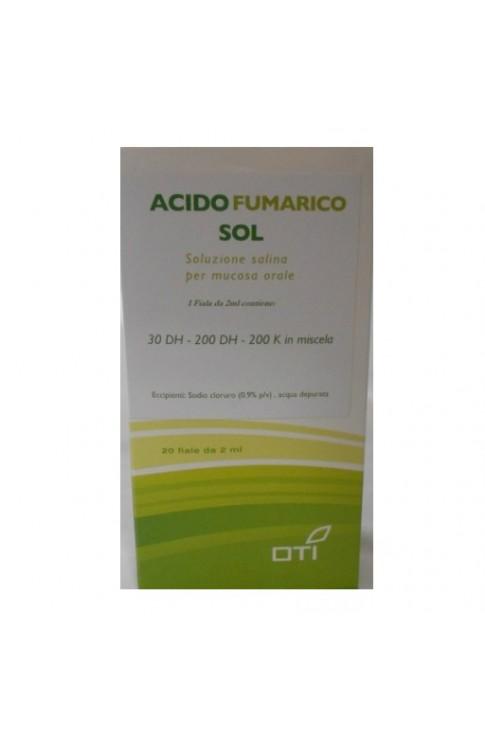Acido Fumarico Soluzione 20 Fiale OTI